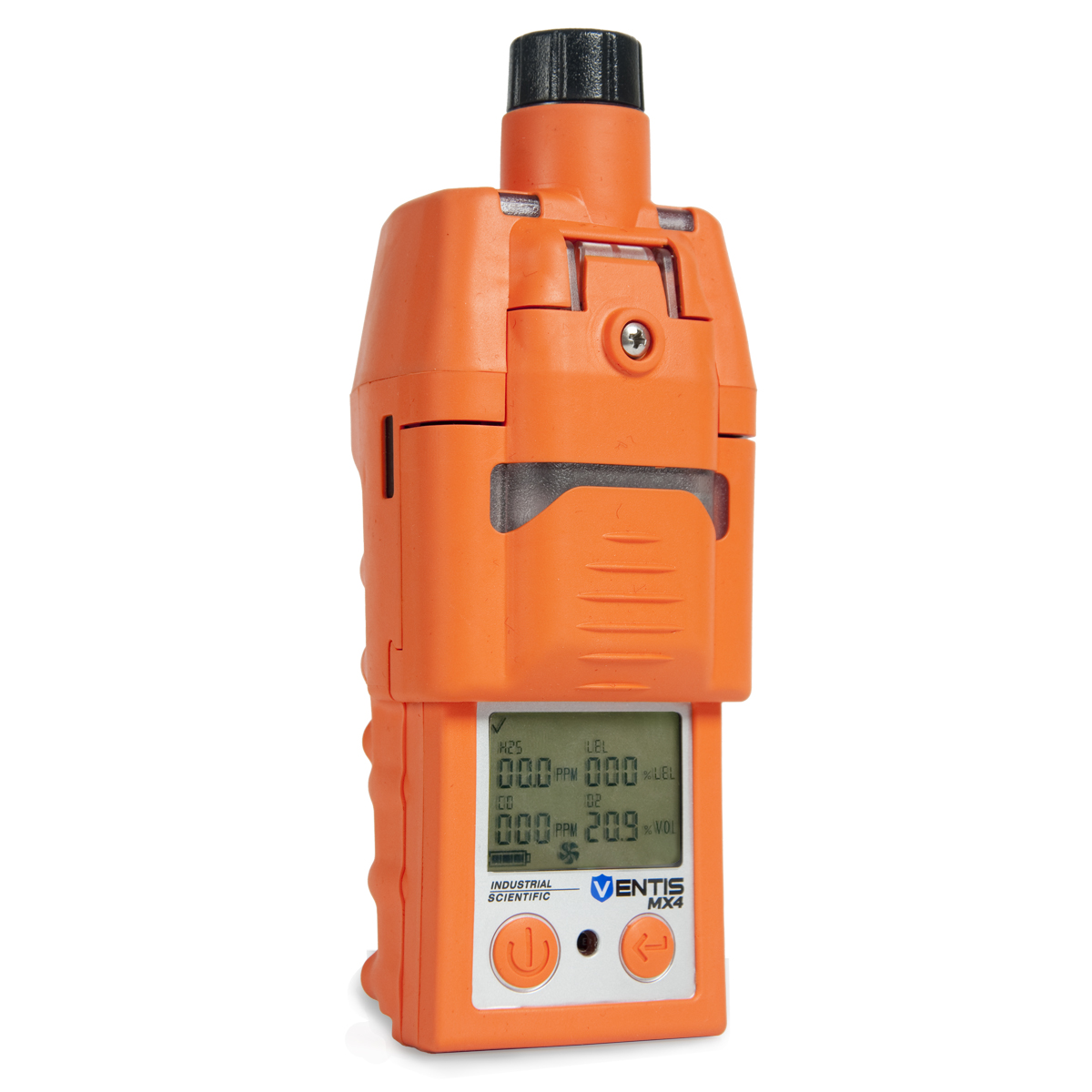 4 Gas Meter : National safety supply ventis mx multi gas monitor