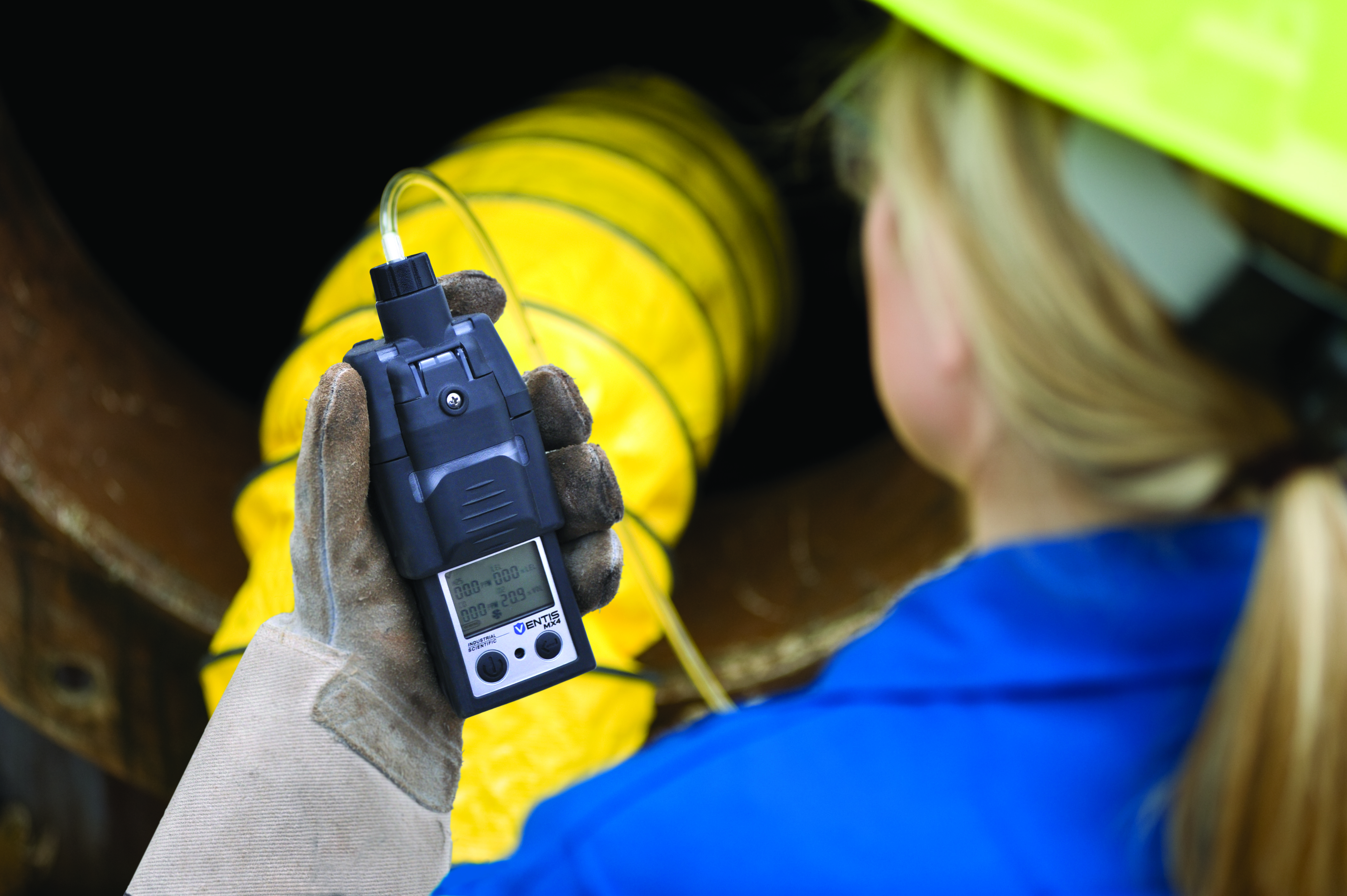 National Safety Supply Ventis Mx4 Multi Gas Monitor